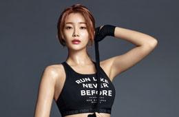 그룹 AOA 패션화보