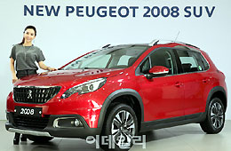 `New 푸조 2008 SUV` 출시