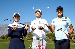 LPGA TOUR `ANA INSPIRATION` 연습 라운드