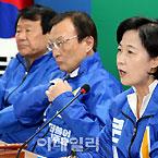 더민주 `제6차 국민주권선거대책위원회의`