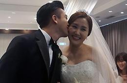 소찬휘-로이, 결혼식