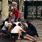 바르셀로나 차량 테러