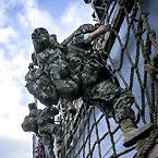 해병대 울릉도 전개훈련