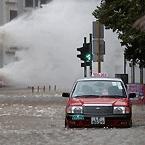 태풍 `하토`, 홍콩 강타