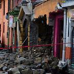 멕시코 7.1 강진