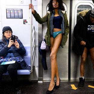 지하철 탔더니...