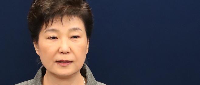 """[전문]朴 최후진술서…""""최순실 국정개입 사실 아냐"""""""