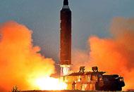 北, 또 미사일 시험…<br>美 본토 타격용 ICBM 시험발사 임박