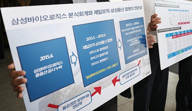 국감서 재부각되는 삼바 논란…금감원에 힘 실리나