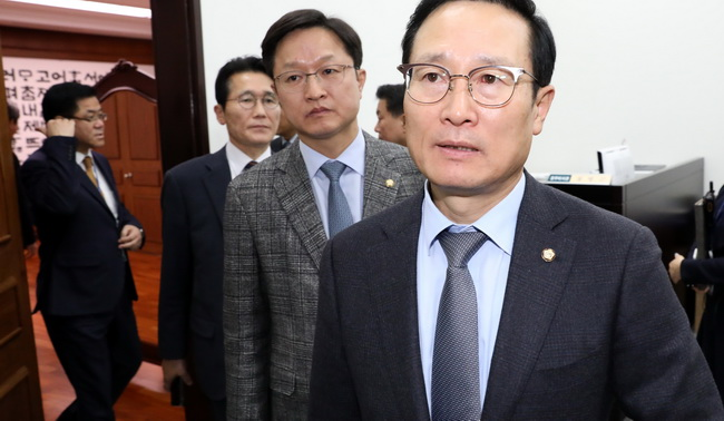 [예산포기 국회]15번째 국회 보이콧..멈춰선 470조 예산 심사