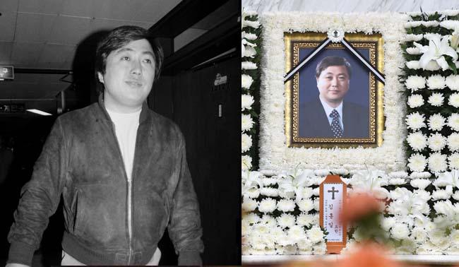 대통령의 아들…'DJ 장남' 김홍일의 굴곡진 71년 여정