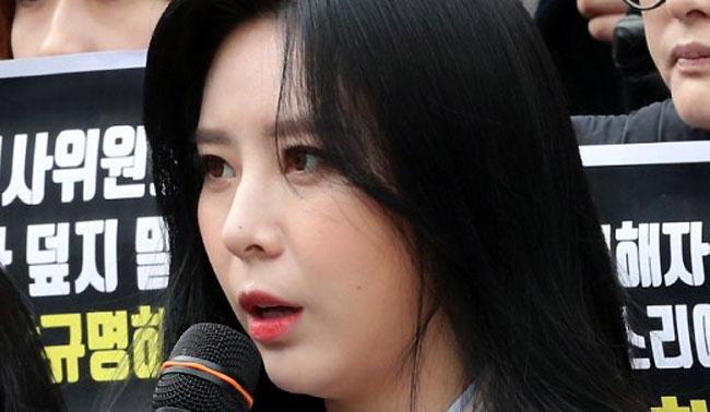 """[단독] """"윤지오 고소""""...김수민 작가, 박훈 변호사 선임"""
