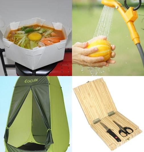 이데일리 - `캠핑이 대세`..캠핑용품 이런것도 있다