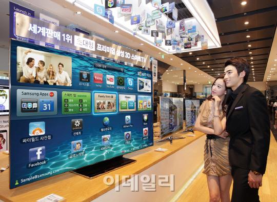 이데일리 - 삼성, 2000만원짜리 75인치 스마트TV 출시