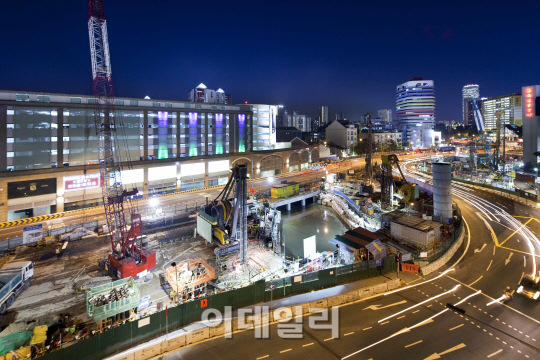 쌍용건설, 싱가포르 지하철 최초 1천만 인시 무재해