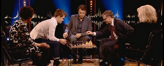 빌 게이츠, 23살 체스계 아이돌에게 9수만에 패배