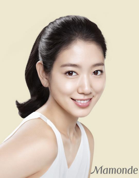 마몽드, 새 얼굴에 `배우 박신혜`