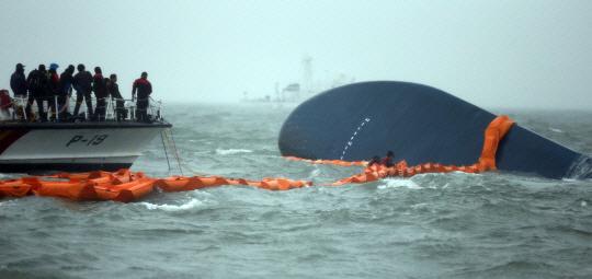 [세월호 침몰]세월호 구명조끼, 20년 된 일본 제품 `충격`