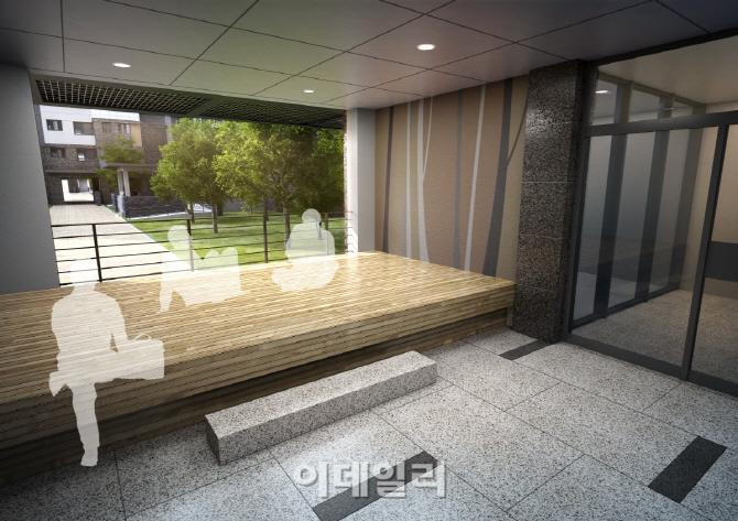 이데일리 - GS건설, '경희궁자이'에 한국형 디자인 첫 선
