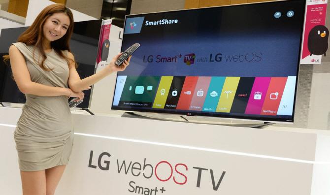 이데일리 - 삼성 '타이젠' vs LG '웹OS'.. '스마트TV로 IOT 주도권 경쟁'