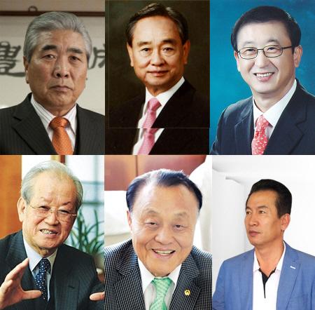 기업인으로도 성공한 대표적 무림고수들은 누구?