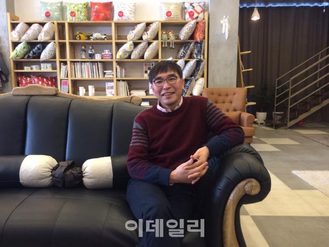 김병규 로코코소파 대표 `소파업계 파버카스텔 될 것`