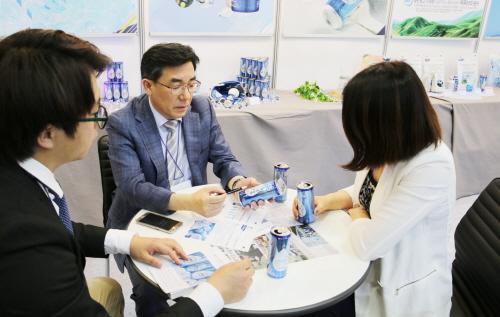 애니닥터헬스케어, 수소수 캔음료 `수소샘` 출시… 세계 시장 공략