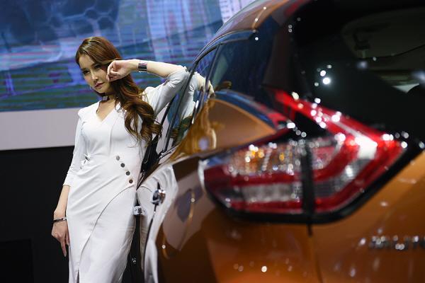 [현장에서]남심저격, 부산모터쇼에서 남자를 마음을 흔드는 차량들