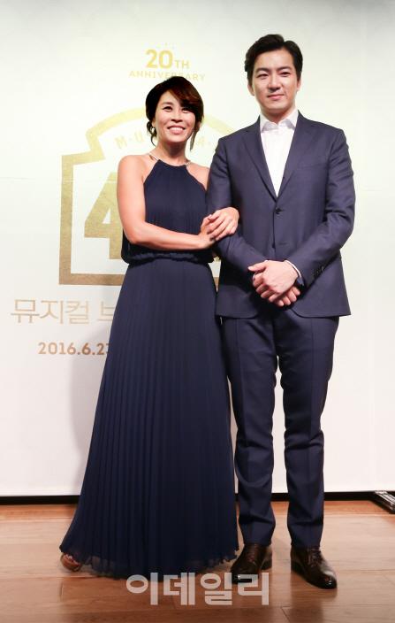 뮤지컬 첫 도전 송일국 `최정원 선배 덕에 꿈 이뤘다`