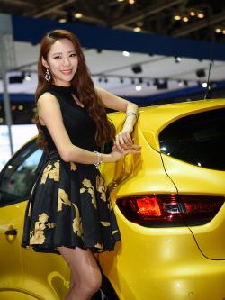 부산 모터쇼 `레이싱 모델`