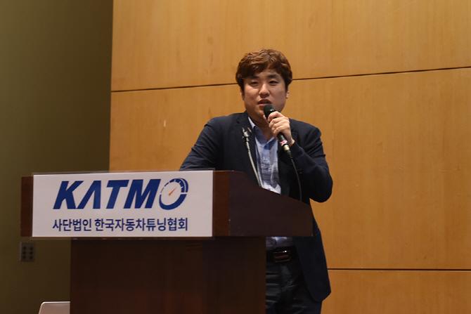 NKLAB 성남국 대표 `튜닝 현장에서 느낄 수 있는 지원이 필요해`