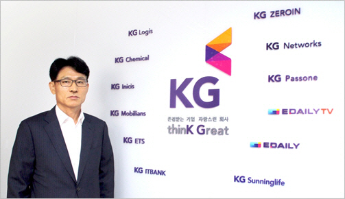 KG이니시스, 사업총괄 대표로 '권오흠' 전 신한카드 부사장 선임