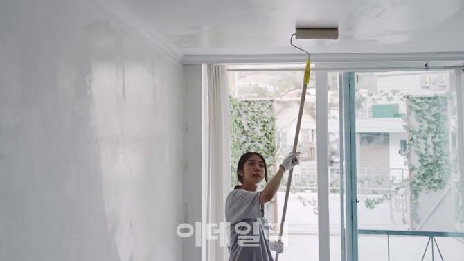 이데일리 - 벽지 독점시대 종말 알리는 페인트