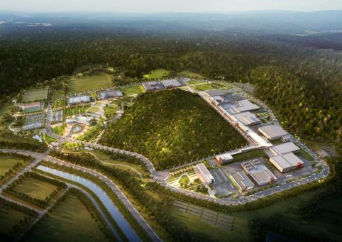 포스코건설 컨소, 5838억 중이온가속기 연구시설 공사 수주