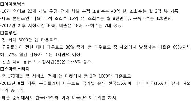 `뒤바뀐 위상`, 韓 애니메이션 `TV보다 유튜브`