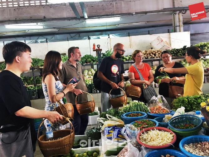 5일간 특별한 태국 미식여행