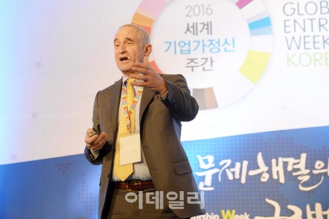 `기업가 정신, 혁신보다 중요한 것은 `성장`` 다니엘 아이젠버그 교수