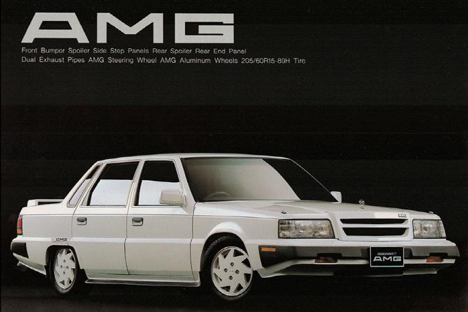 AMG 브랜드 히스토리 '열정으로 만들어낸 반 세기의 역사'