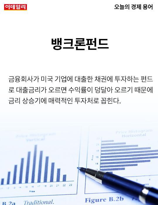[카드뉴스] 오늘의 경제용어 - 뱅크론펀드