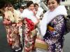 [포토]일본 성년식 '소녀에서 숙녀로'