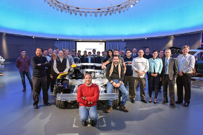 [2017 디트로이트] GM 그룹의 혁신을 이끄는 '워런 GM 테크 센터