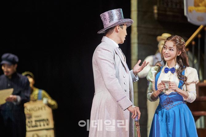 `관객 사랑에 행복`…김소현 `팬텀`으로 기량 뽐내
