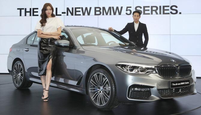[포토] BMW 뉴 5시리즈 출시