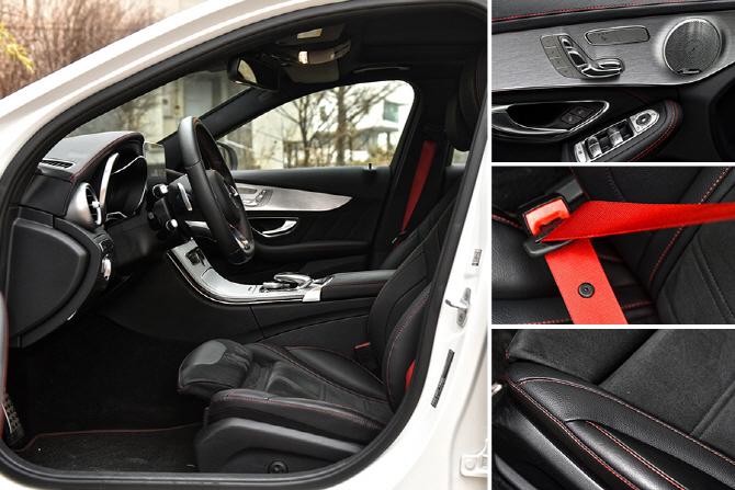 2016 메르세데스-벤츠 더 뉴 C 450 AMG 4Matic 시승기 - 과도기적 존재의 매력을 맛보다