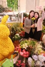현대백화점, 봄꽃 축제 `봄, 꽃 피다`