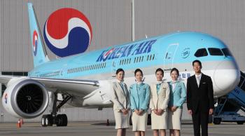 대한항공 보잉 787-9 공개
