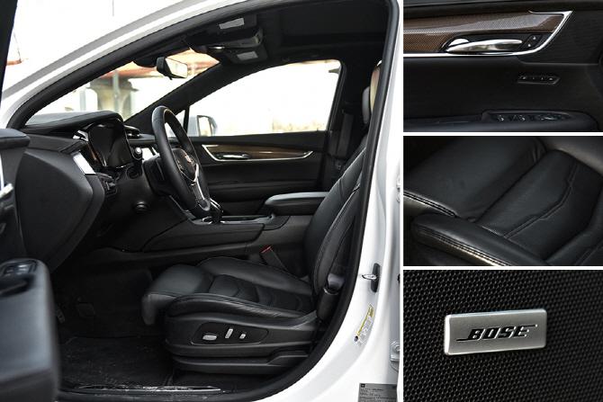 캐딜락 XT5 플래티넘 시승기 - 아메리칸 프리미엄 크로스오버의 아이콘