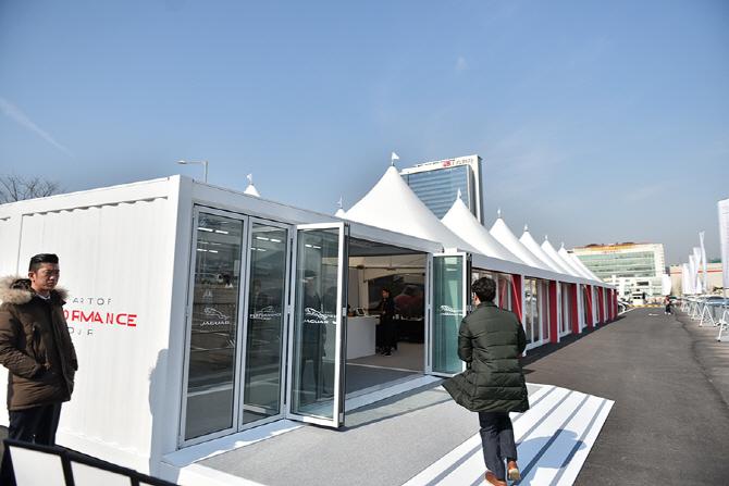 재규어 `아트 오브 퍼포먼스 투어` 현장 시승기, 도심에서 만난 재규어의 매력