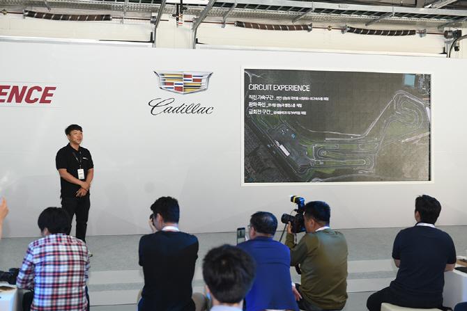제일제당 레이싱 오일기 인터뷰 - `2017, 경쟁력 있는 드라이버가 될 것`