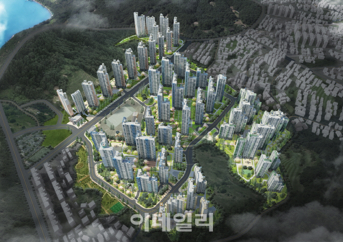 대우건설-동부건설 컨소시엄, 부산 감만1구역 시공사 선정(상보)